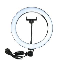 20cm Led Studio Camera Ring Light Photography (with Holder)