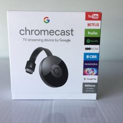 Chromecast Hdmi Wifi Dongle 1080p