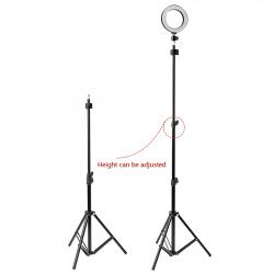 Flash Ring Light Stand 2.1m