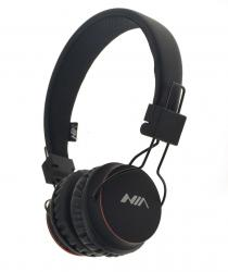 Nia X2 Bluetooth Wireless Headphone Black