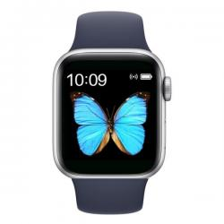 T500 Smart Health Watch Heart Rate Monitor Apple Design Blue