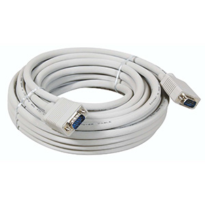 Vga Cable Male To Male Od 8mm 15m