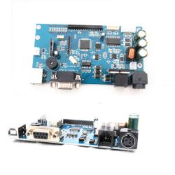 Thermal Printer Main Board Pcb Kit Rs232+usb+lan 3port