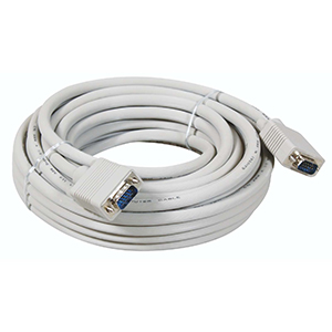 Vga Cable Male To Male Od 8mm 10m
