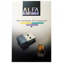 W102 Alfa Wireless N Adapter 150mbps